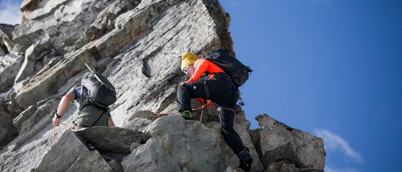Bergsteigen am Klassiker Watzmann - mit der Alpinschule Rock 'n Roll durch die Ostwand