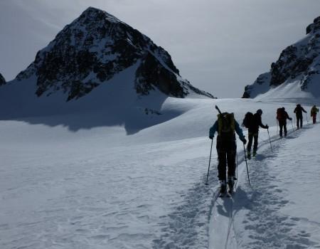 Ski Hochtour Ötztal
