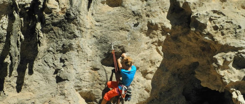 Sicheres Klettern erlernt ihr mit der Alpinschule Rock 'n Roll
