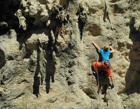 Sicher Klettern