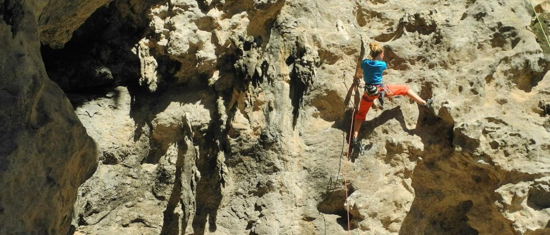 Kommt Klettern mit der Alpinschule Rock 'n Roll