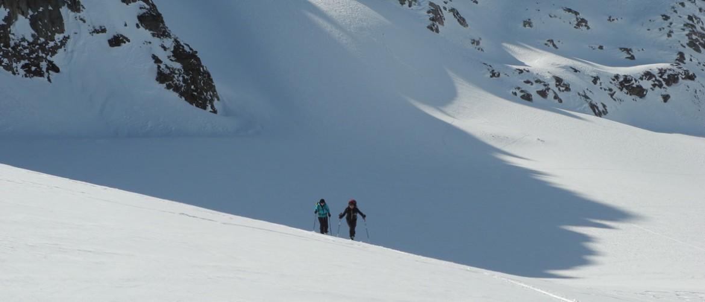 Ski Hochtour in der Silvretta mit der Alpinschule Rock 'n Roll