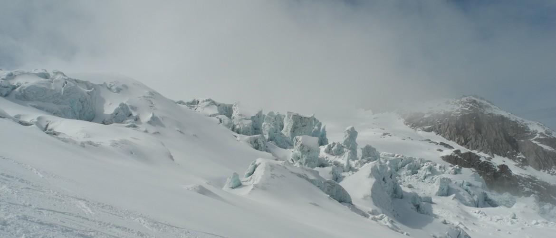 Skitour Hochtour Ötztaldurchquerung mit der Alpinschule Rock 'n Roll