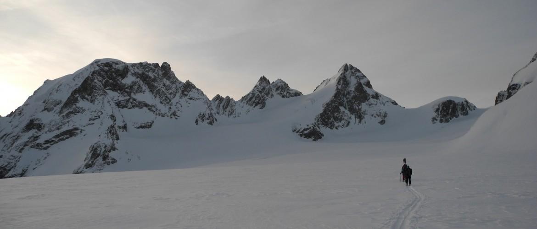 Auf Ski-Hochtour Ötztaldurchquerung mit der Alpinschule Rock 'n Roll