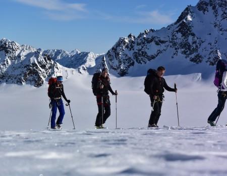 Ski Hochtour Ortler