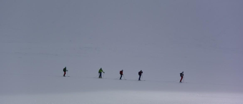 Ski Hochtour auf Ortler & Co. mit der Alpinschule Rock 'n Roll
