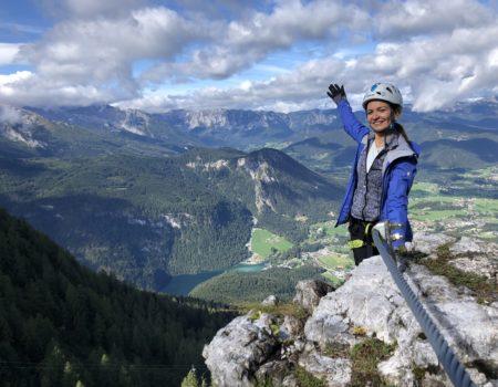 Klettersteig Schnuppertag