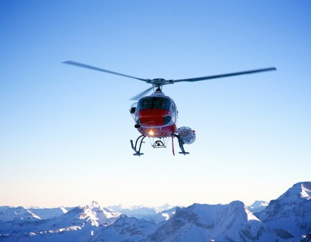 Heliskiing Cortina d' Ampezzo