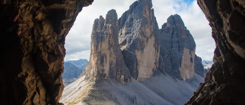 Erlebe die drei Zinnen mit der Alpinschule Rock 'n Roll