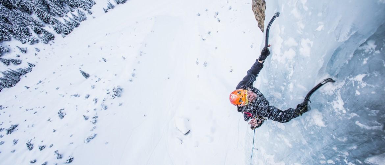 Eiskletten mit der Alpinschule Rock 'n Roll