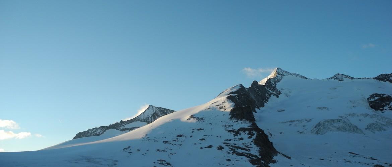 Der Großvenediger mit der Alpinschule Rock 'n Roll