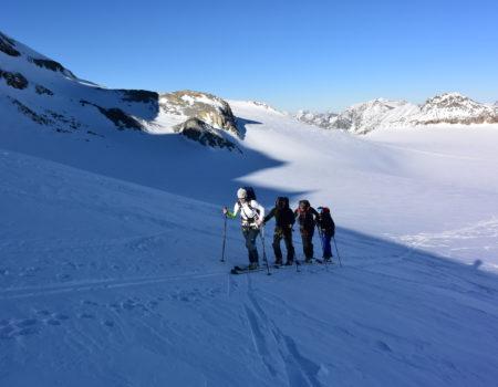 Ski Hochtour – Bernina