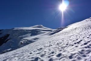 Leichte 4.000er im Wallis mit der Alpinschule Rock n' Roll