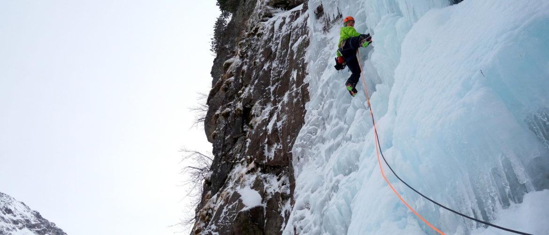 Eisklettern Osttirol Felbertauern