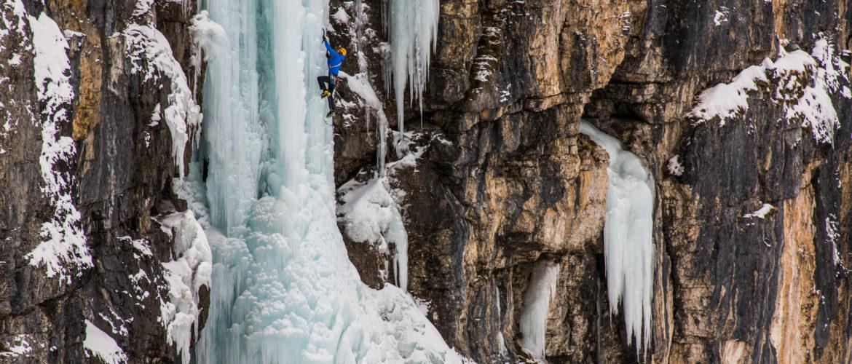 Eisklettern Tirol Pinnistal Männer ohne Nerven (c) Alpsolut