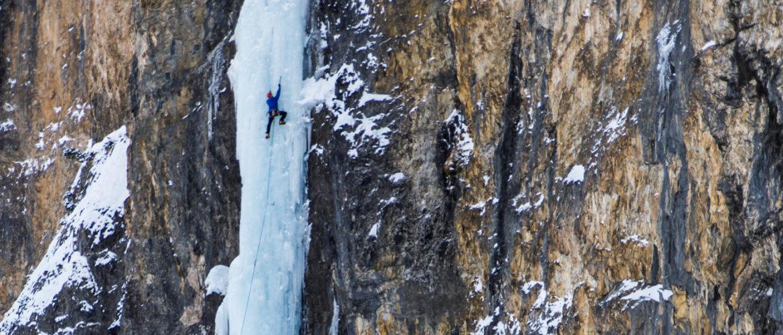 Eisklettern Tirol (c) Alpsolut