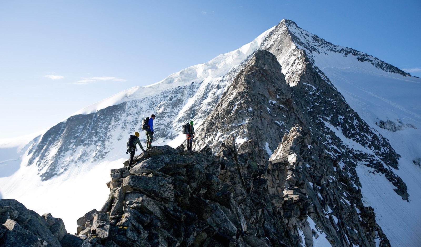 Hochtouren mit der Alpinschule RocknRoll