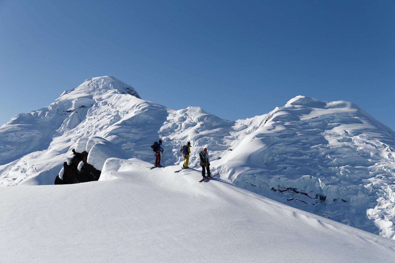 Skitouren mit der Alpinschule RocknRoll