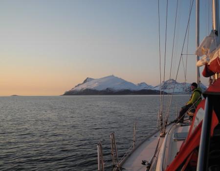 Skitouren + Segeln Norwegen