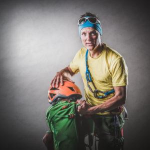 Bergführer der Alpinschule Rock 'n Roll David Kreiner