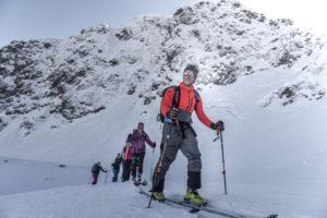 Skitour alpinschule Rock n Roll