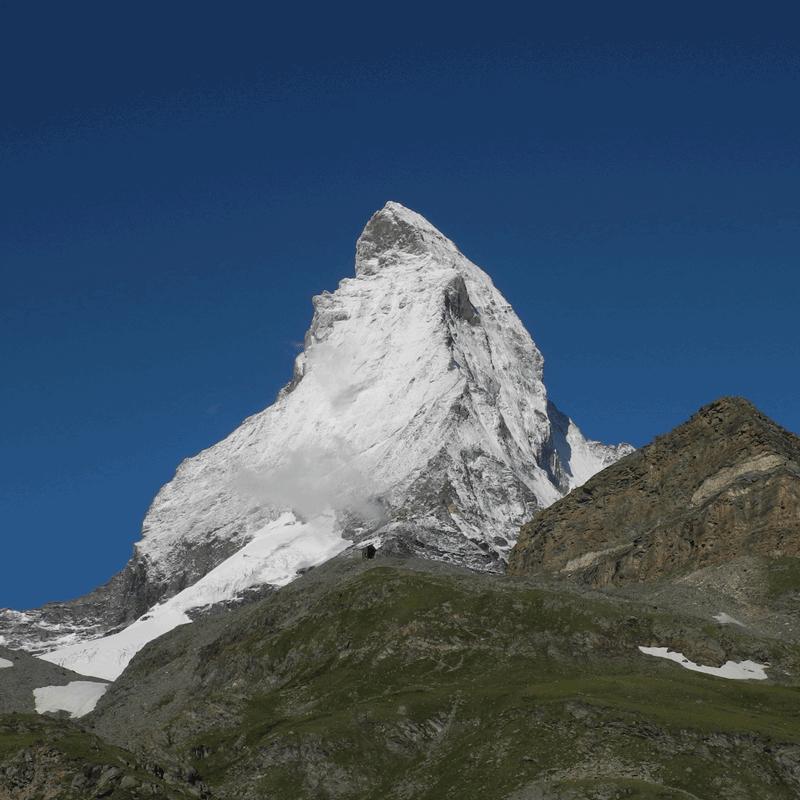 Bergsteigen auf das Matterhorn mit der Alpinschule Rock'n' Roll