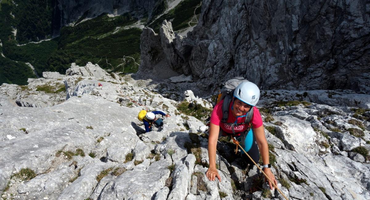 Alpinkletterkurs Stripsenjoch Wilder Kaiser (4)