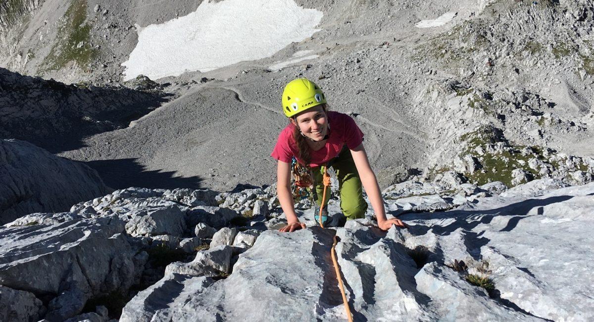 Alpinkletterkurs Stripsenjoch Wilder Kaiser (7)