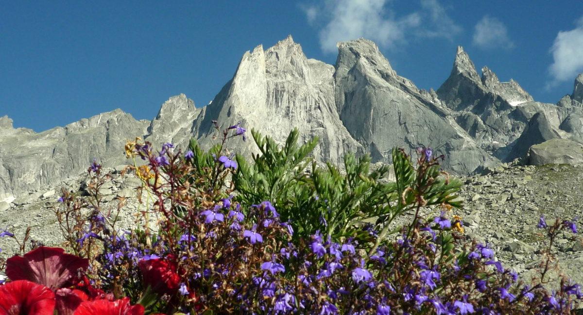 Bergell Sciorahütte