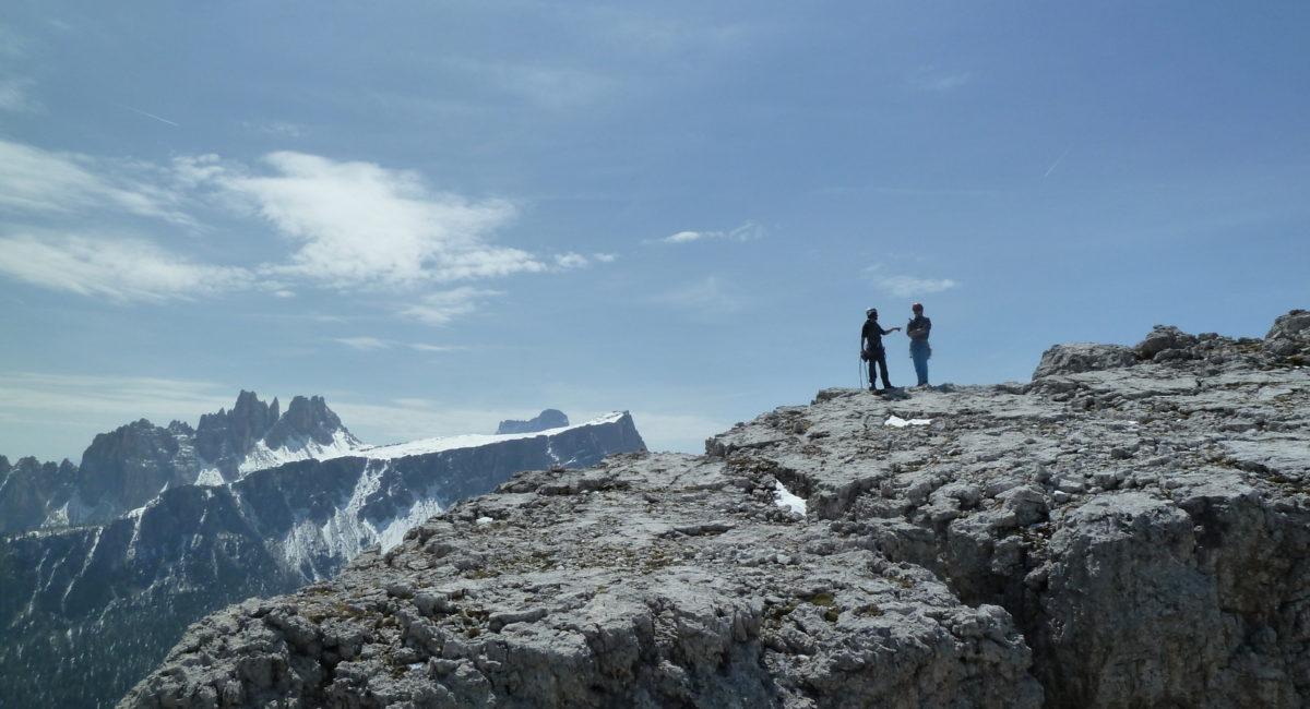 Cortina d'Ampezzo - Cinque Torre Gipfel