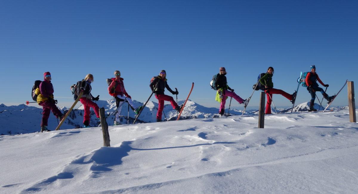 Einsteiger Skitouren Kitzbüheler Alpen (1)