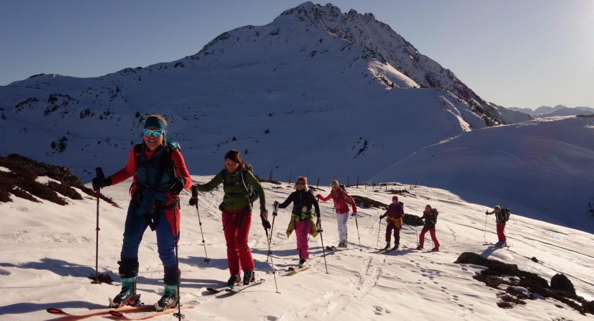 Einsteiger Skitouren Kitzbüheler Alpen (3)
