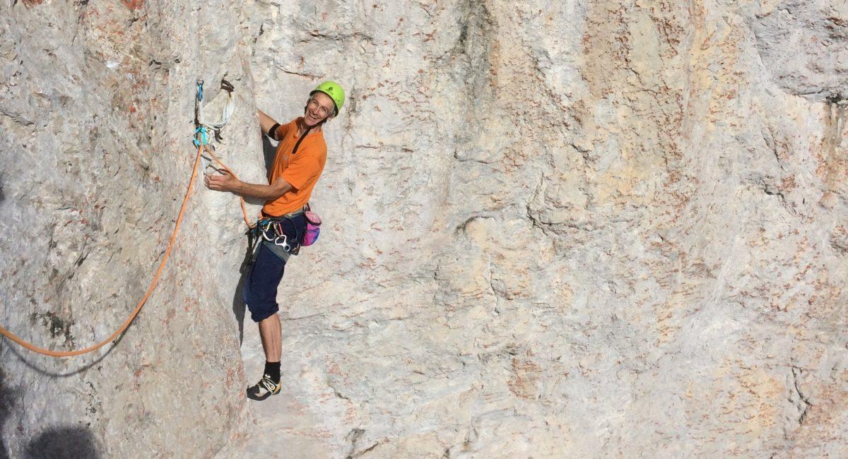 Fleischbank Südostverschneidung Klettern