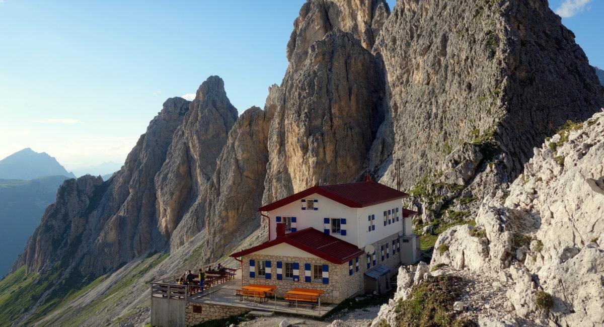 Fonda Savio Hütte