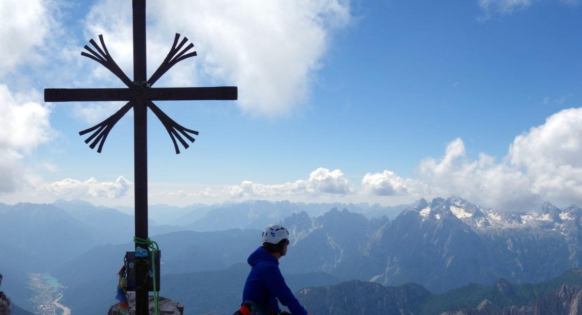 Große Zinne Gipfel