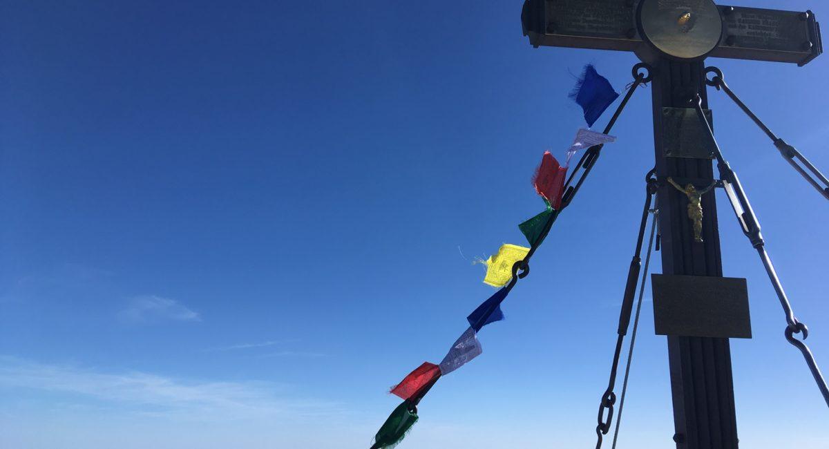 Großglockner Stüdlgrat Gipfel