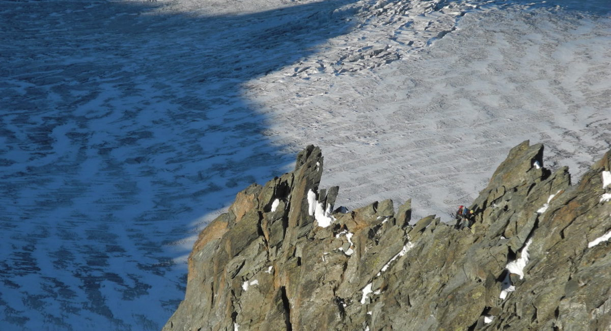 Großglockner Stüdlgrat Klettern