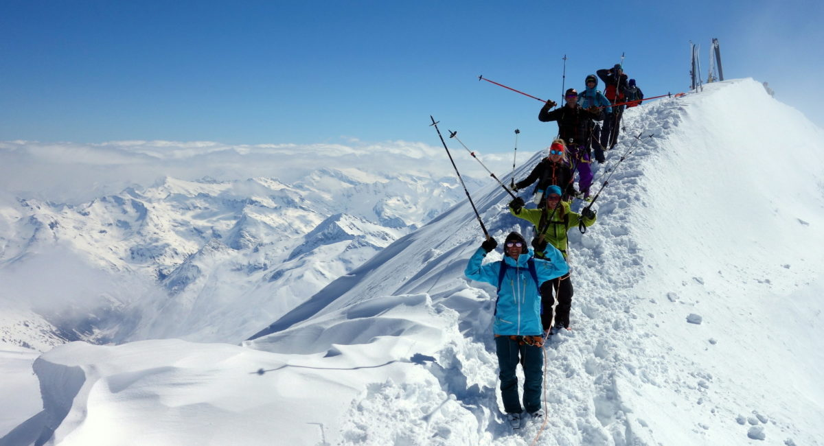 Großvenediger Skitour (1)