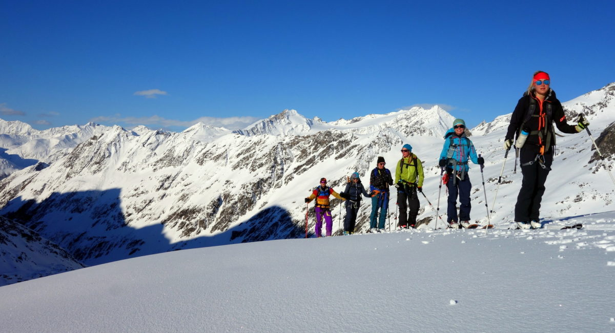 Großvenediger Skitour (4)