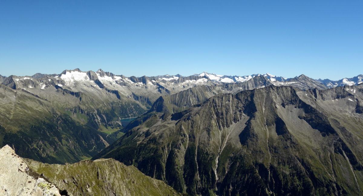 Grundschartner Nordkante Zillertal (2)