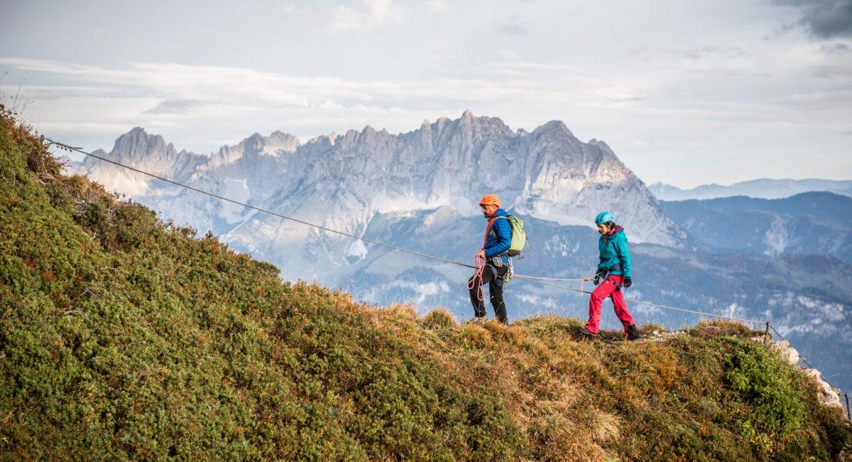Klettersteig Kitzbüheler Horn