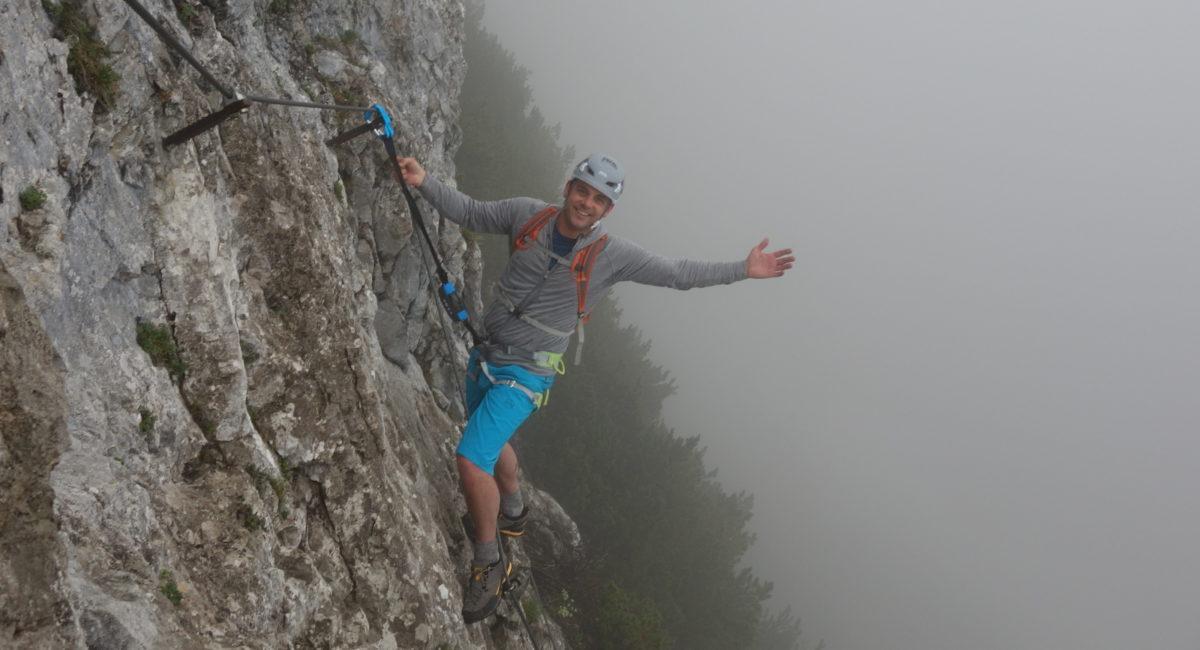 Klettersteig Klamml