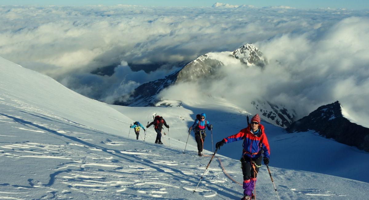 Leichte 4000er Wallis - Bishorn