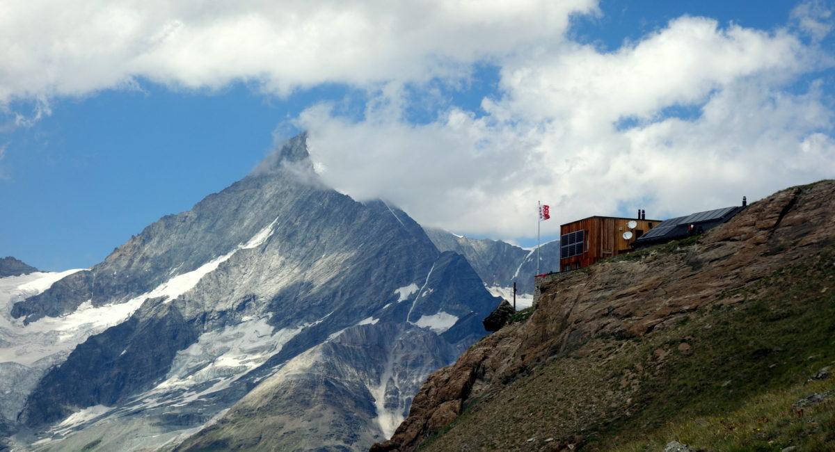 Leichte 4000er Wallis - Täschhütte