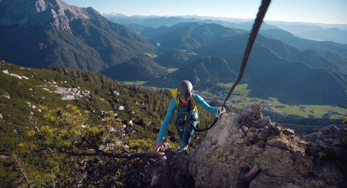Schuastagangl © Bergbahnen Steinplatte