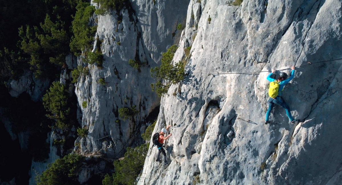 Schuastagangl © Bergbahnen Steinplatte (2)