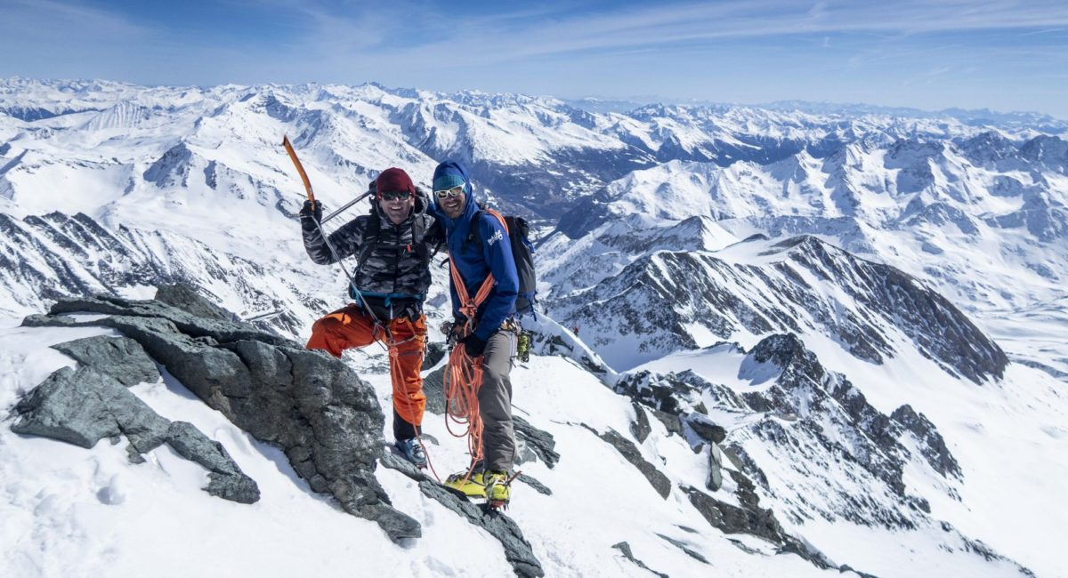 Skihochtour Großglockner