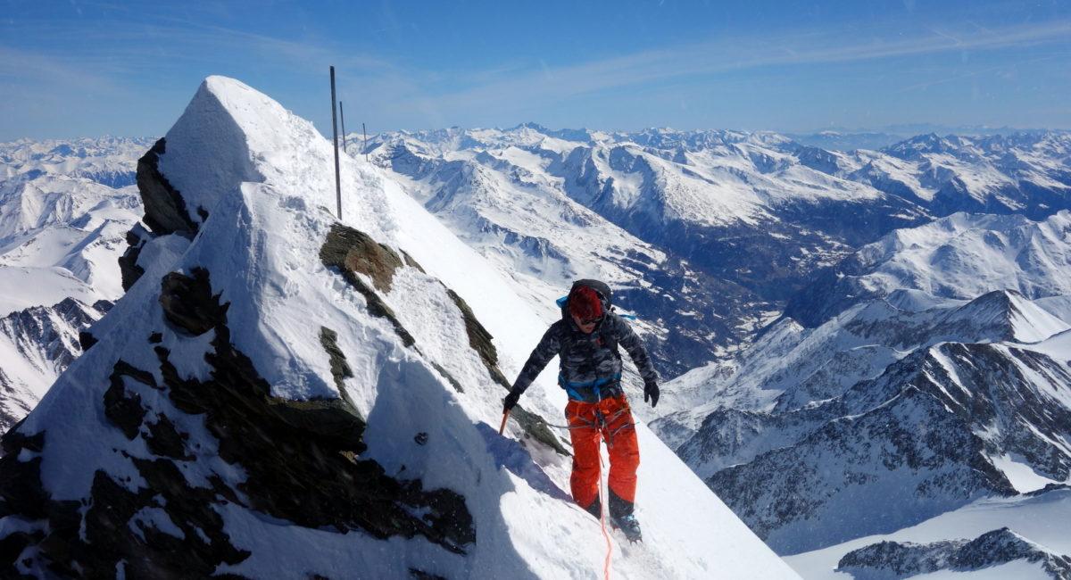 Skihochtour Großglockner Hohe Tauern (1)