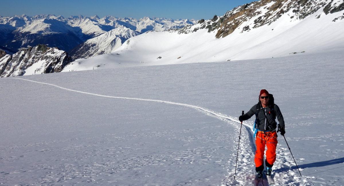 Skihochtour Großglockner Hohe Tauern (2)