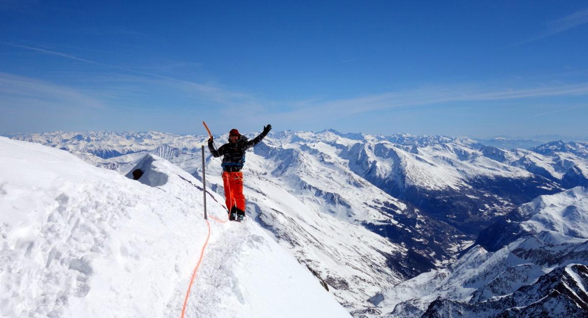 Skihochtour Großglockner Hohe Tauern (4)